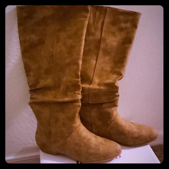 JustFab Shoes - Calf high boots